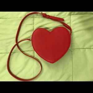 Heart-Shaped Bag